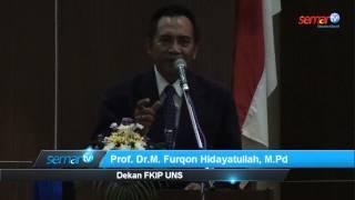 Wisuda Periode 133 Tahun Akademik 2013/2014 FKIP UNS