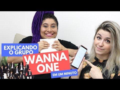 Te Desafio A Falar De #WannaOne! Babi Dewet Ft Desi Nunes + SORTEIO DE ÁLBUM