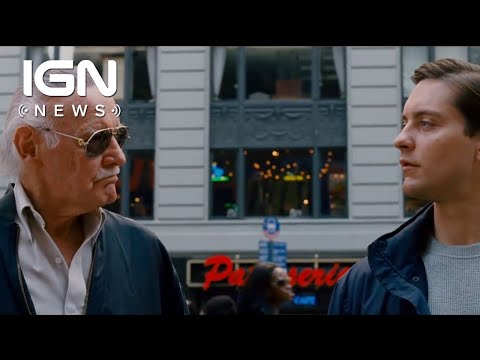 Sam Raimi Didn't Want Stan Lee in SpiderMan...At First  IGN