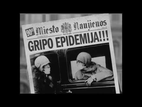 """Gintarinės Vaistinės Serialas """"Rūpestinga Vaistinė"""" - Gripas #8"""