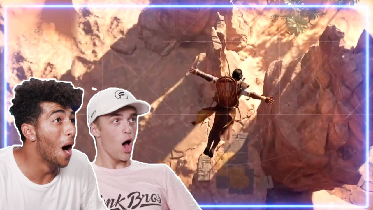 Parkour Experts React to Assassin's Creed | Expert's React thumbnail
