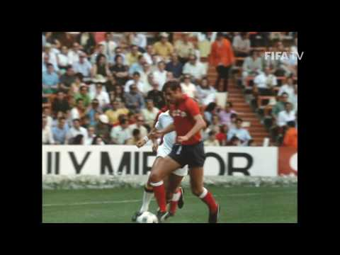 FIFA World Cup Moments: Byshovets  Mexico 1970