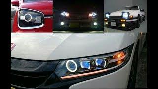 アルトワークス ライト点灯はみなさんいつ頃?私は早めですが、対向車を見て一緒に観察してみませんか? thumbnail