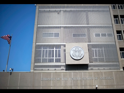 The Debate Over Moving The U.S. Embassy In Israel From Tel Aviv To Jerusalem