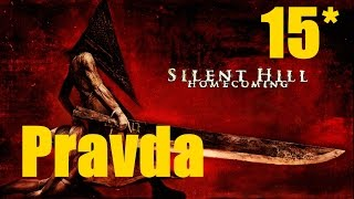 CZ tit. | Let's Play | Silent Hill: Homecoming | #15 | HARD | 1080p