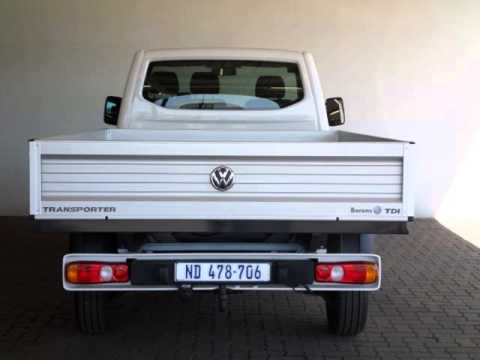 Volkswagen T5 Pickup 2 0 Tdi S Cab Lwb 75kw Auto For Sale On Auto Trader South Africa