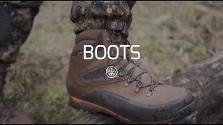 Trekking shoes, hunting boots, hiking