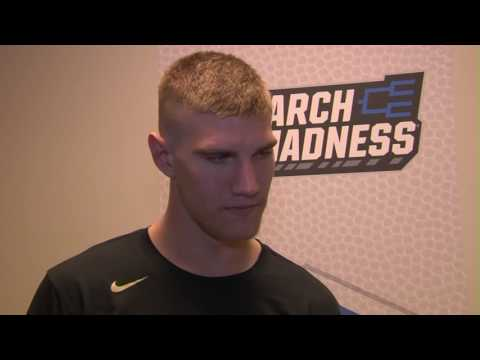 Haas and V. Edwards Preview NCAA Game vs. Kansas