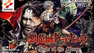 Castlevania: Circle of the Moon - Fighter Mode Video Walkthrough