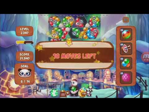 Panda Pop- Level 2347