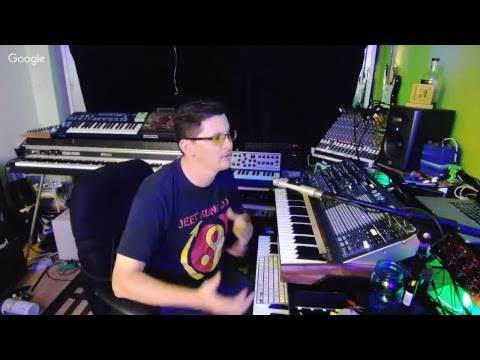 The SynthSummitShow episode 18: John Bowen synth designs creator of the solaris