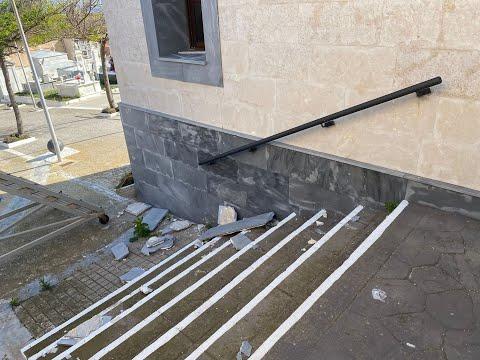 El PSOE denuncia el estado de deterioro y abandono del cementerio de Santa Catalina
