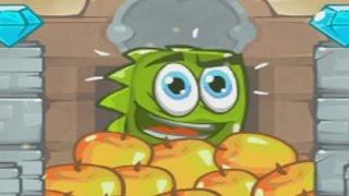 Мультик гра для дітей. ЗЕЛЕНИЙ КВАДРАТИК Гриня. Весела гонитва за манго 2 ч.
