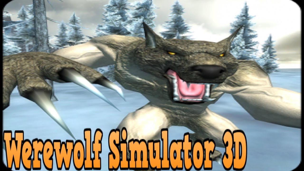 Werewolf simulator 3d by androgeym simulation itunes for Simulatore 3d