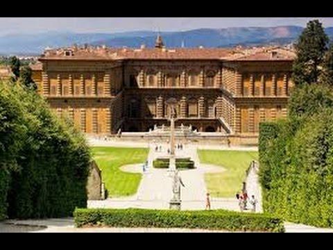 Firenze - Palazzo Pitti , Giardino di Boboli e Museo delle Porcellane