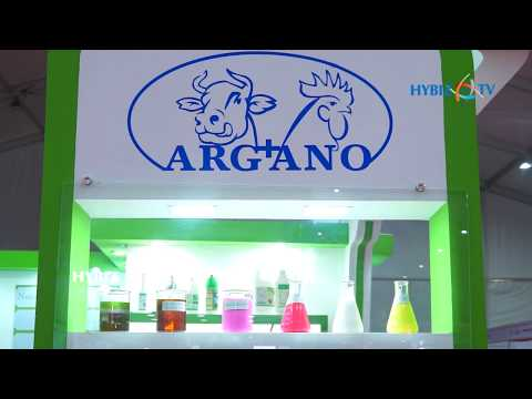 Argano Organic Limited || Poultry India 2017