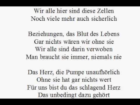 Gedicht Zum Geburtstag Das Herz Fur Mann Und Frau Geeignet Youtube