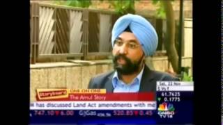 GCMMF MD's Interview on CNBC TV18- National Milk Day (26th November)