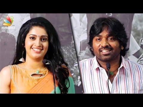 Vijay Sethupathi is 100% apt for Makkal Selvan title : D. Imman Speech | Tanya, Karuppan