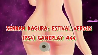 vuclip Senran Kagura: Estival Versus [PS4] GAMEPLAY #44 (MINORI) IT COMES OUT OF MY SEXY BUTT!!