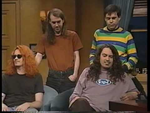 Meat Puppets - Conan 1994