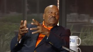 Hall of Famer Jim Brown on Syracuse Un-retiring NO. 44 - 6/4/15
