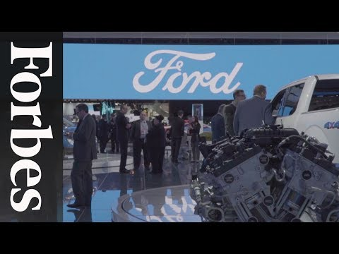 How Ford Is Moving Toward The Future of Mobility | Forbes