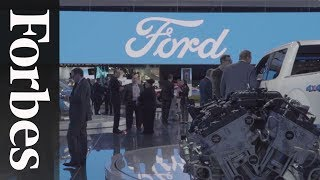 How Ford Is Moving Toward The Future Of Mobility
