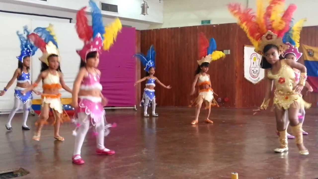 la cancion de samba do brasil-ey macalena