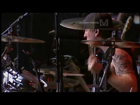 Bullet For My Valentine - Scream Aim Fire (Big Day Out 2009)