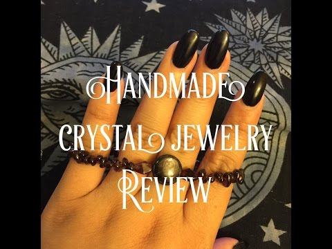 Review: Handmade Crystal Jewelry by LoveFromSirius