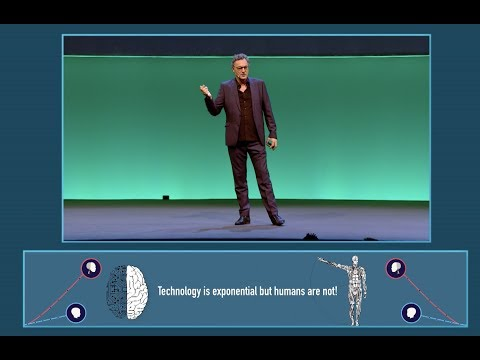 Xerocon London Keynote by Futurist Gerd Leonhard: Technology and Humanity: the next 10 years