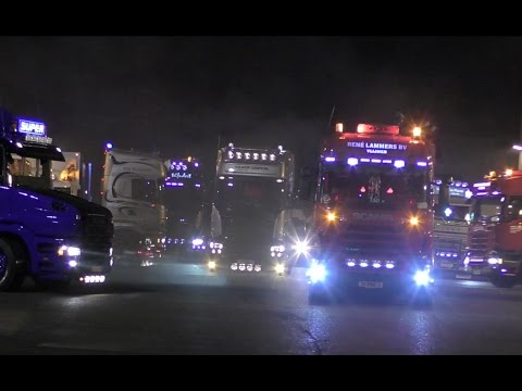 Mega Trucks Festival 2016 uittocht uncut open loud pipes and more