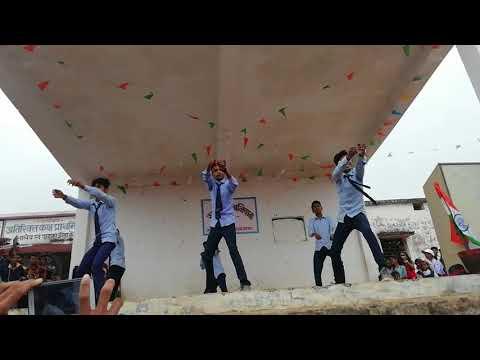 Nihal Dancer Student Balaghat Kumahari