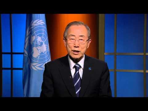 Ban Ki-moon - 65th UN DPI/NGO Conference, Opening session