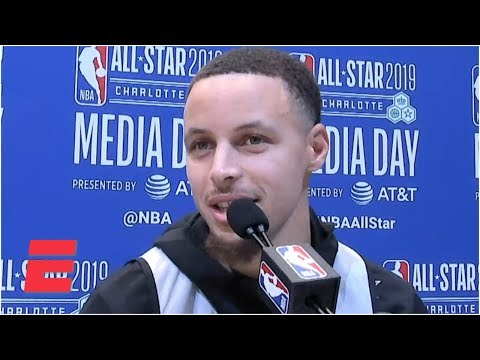 The Curry family is rooting for Seth to win the 3-point contest - Steph Curry | NBA All-Star 2019 thumbnail