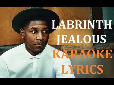 LABRINTH - JEALOUS KARAOKE COVER LYRICS