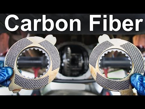 Thumbnail: How to Install Carbon Fiber Clutches (Rebuild Limited Slip Differential)