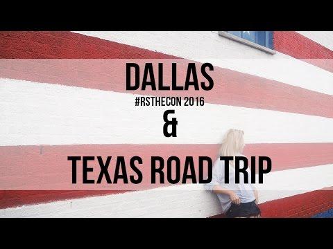 Reward Style Conference 2016, Dallas + Texas Road Trip