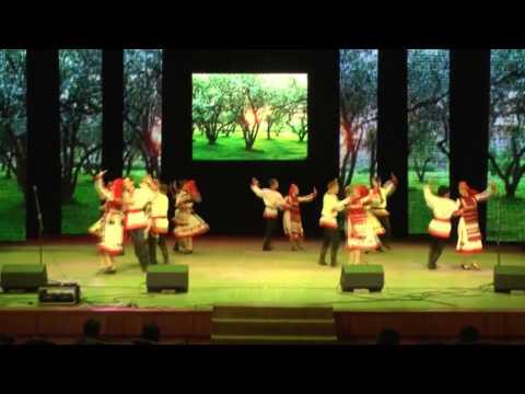 видео: Эксклюзив - Мордовский (СКИ РУК) танец
