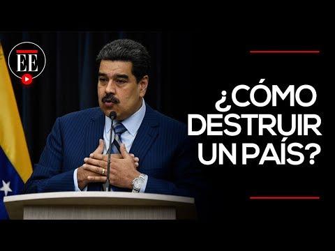 Así destruyó el chavismo a Venezuela | El Espectador
