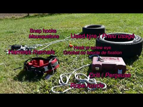 Tyre workshop / Préparez votre pneu!