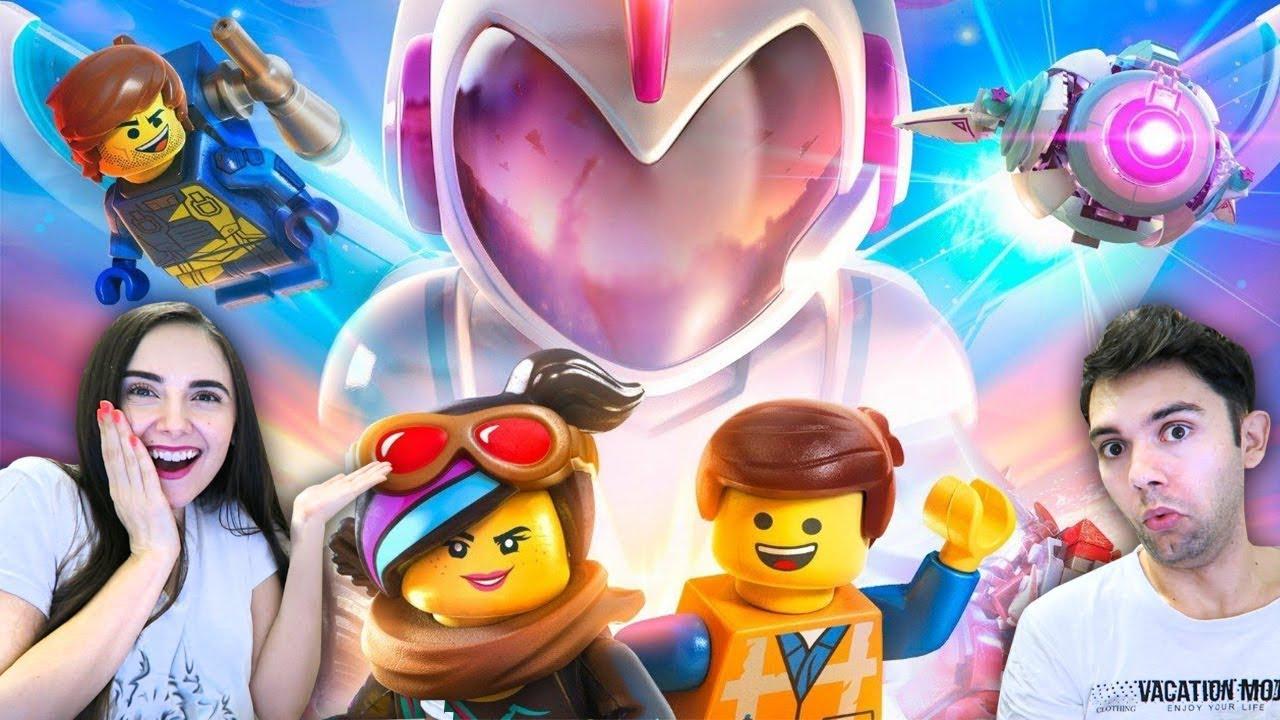 JUCĂM LEGO!!!