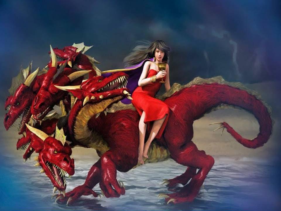 Beasts Of Daniel And Revelation  Little Horn Of Daniel