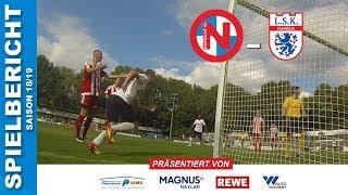 FC Eintracht Norderstedt - Lüneburger SK Hansa (9. Spieltag, Regionalliga Nord)