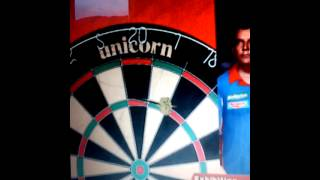 PDC WORLD CHAMPIONSHIP DARTS 2008.