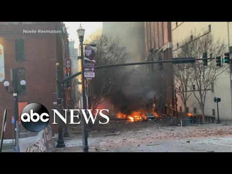 Nashville bombing suspect identified from DNA …