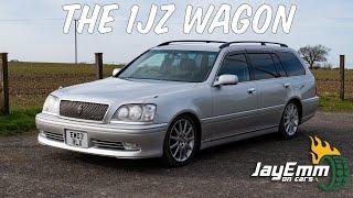 The JDM 1JZ Estate - 2003 Toyota Crown Athlete V Review (JDM Legends Tour Pt. 34)