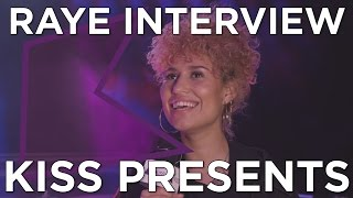 RAYE talks Jonas Blue, Charli XCX, influences & more!