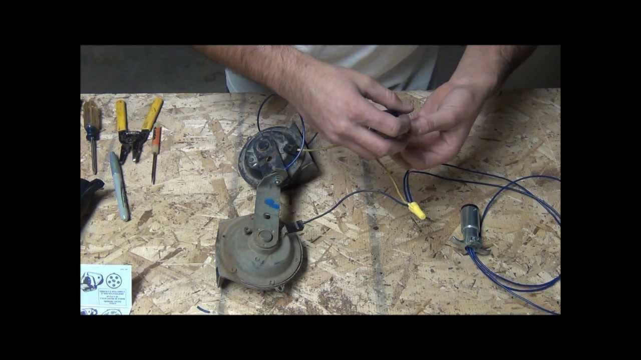 DIY Turn Singal Horn Prank (suv&truck) - YouTube  Pin Trailer Harness Wiring Horn Prank on